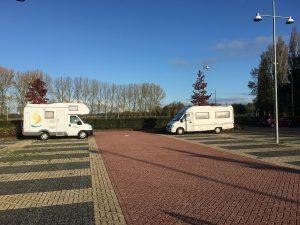 Campers Nesciopark Haren PenR